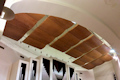 New Suono Vivo Acoustical Ceiling-Plafonds, installed at the